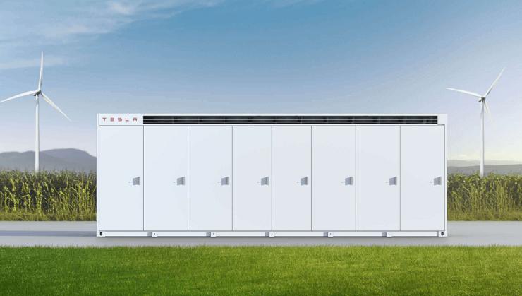 Из-за сильных морозов Tesla построит гигантский аккумулятор в Техасе