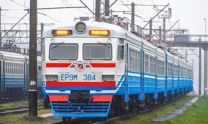 «Укрзалізниця» запускает модернизированную электричку из Киева в Бучу: названа дата