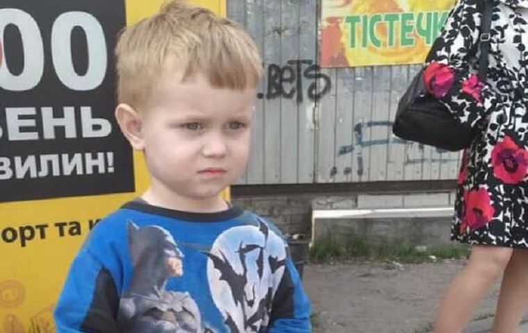 Допоможіть знайти: поліція розшукує батьків загубленої дитини (оновлено)