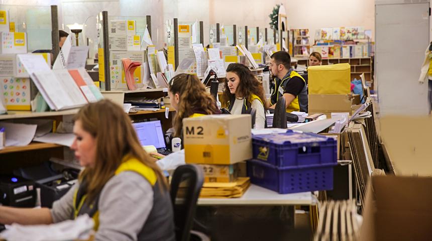 «Укрпошта» открыла более трех тысяч вакансий: кого ищут