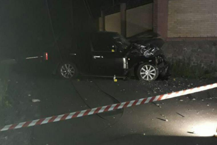 Под Киевом в машине нашли убитого 23-летнего парня