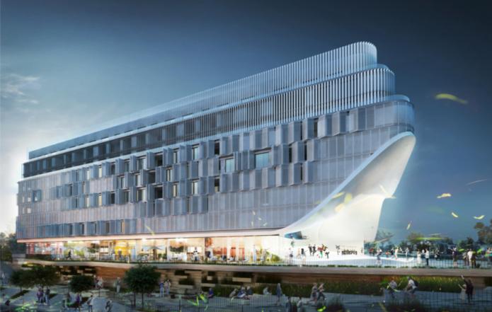 На Рибальскому півострові збудують квартал-переможець архітектурного конкурсу