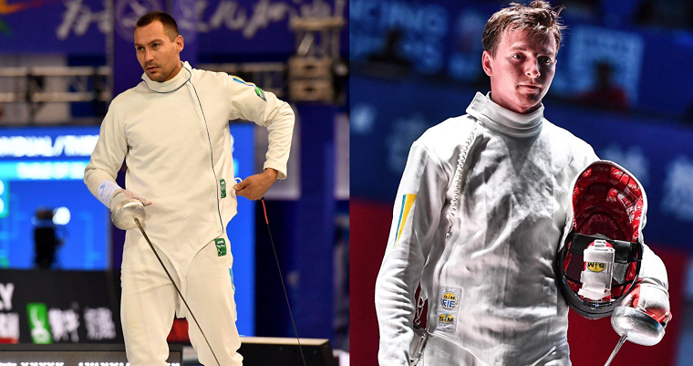 Украинские шпажисты завоевали бронзу на чемпионате мира в Китае