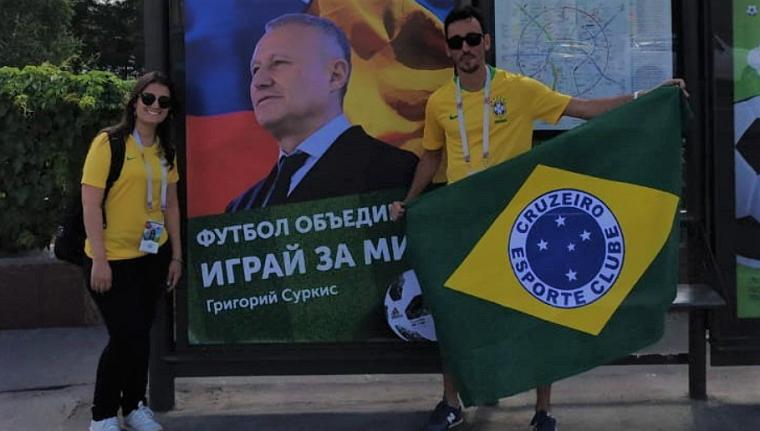 «Играй за мир»: баннеры с Суркисом в Москве оказались провокацией и журналистским экспериментом