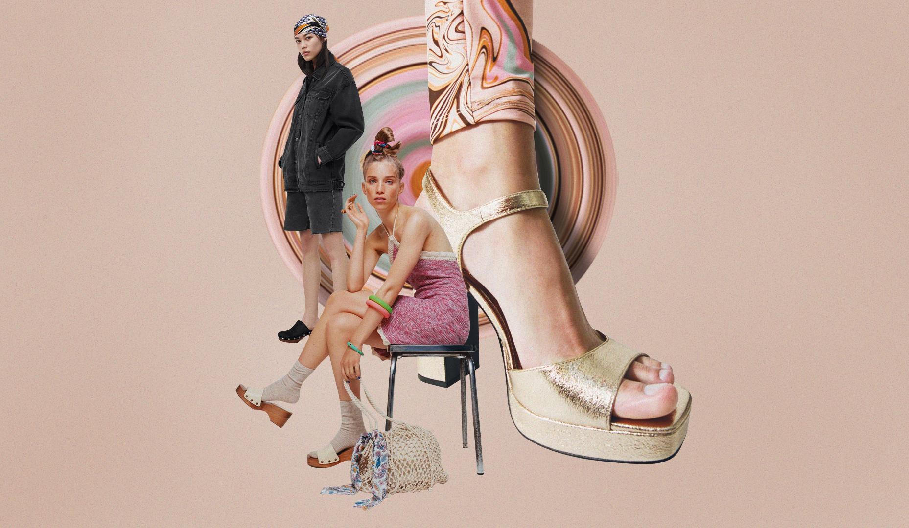 Снова балетки: топ популярной обуви этого лета