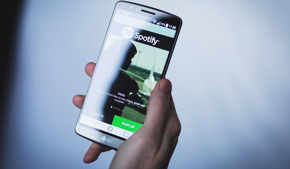Spotify Palette создает палитру на основе музыкальных вкусов пользователя