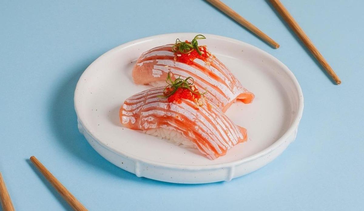 Новое место: Fat Fish Sushi на ВДНГ