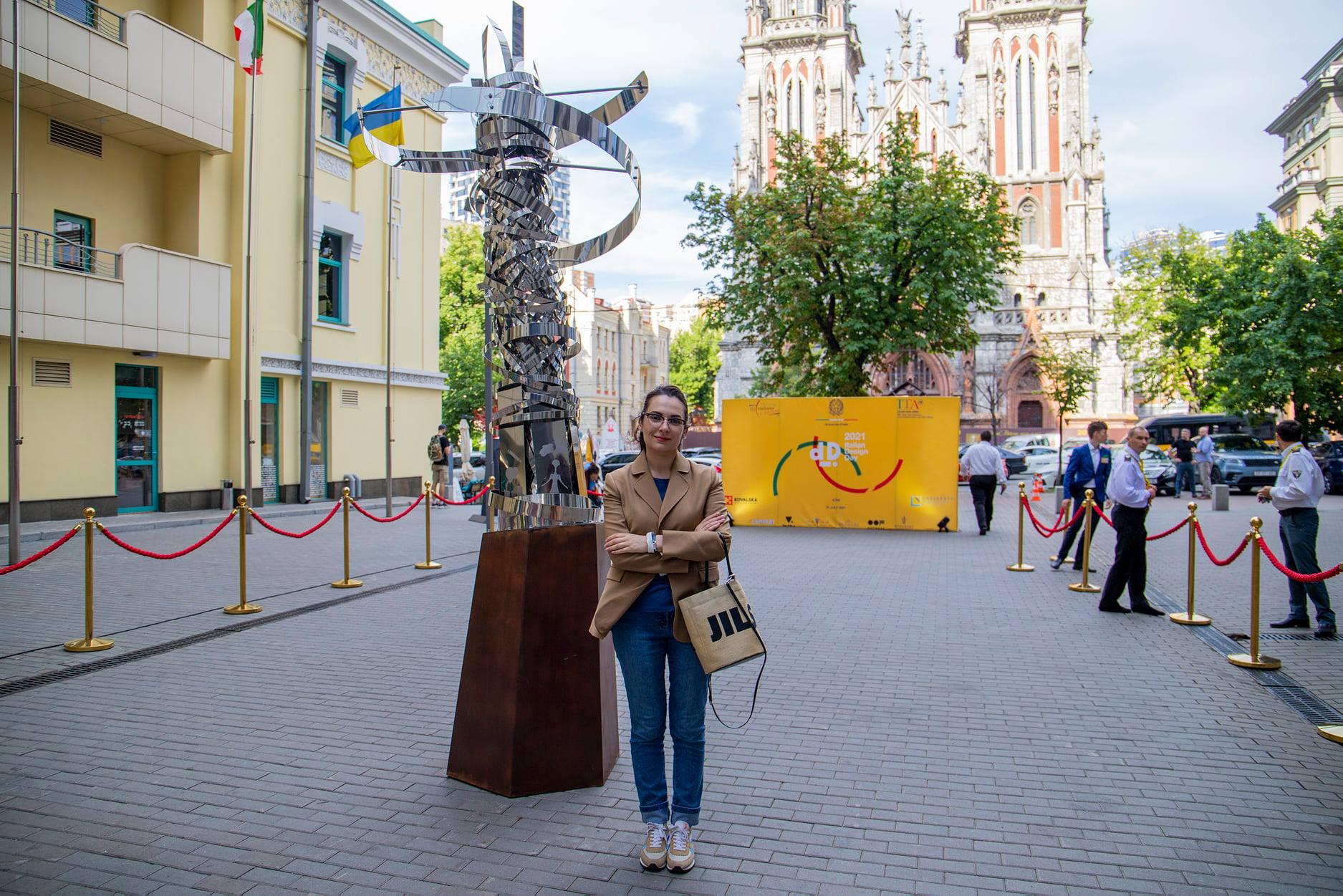 Фото: facebook.com/yana.barinova