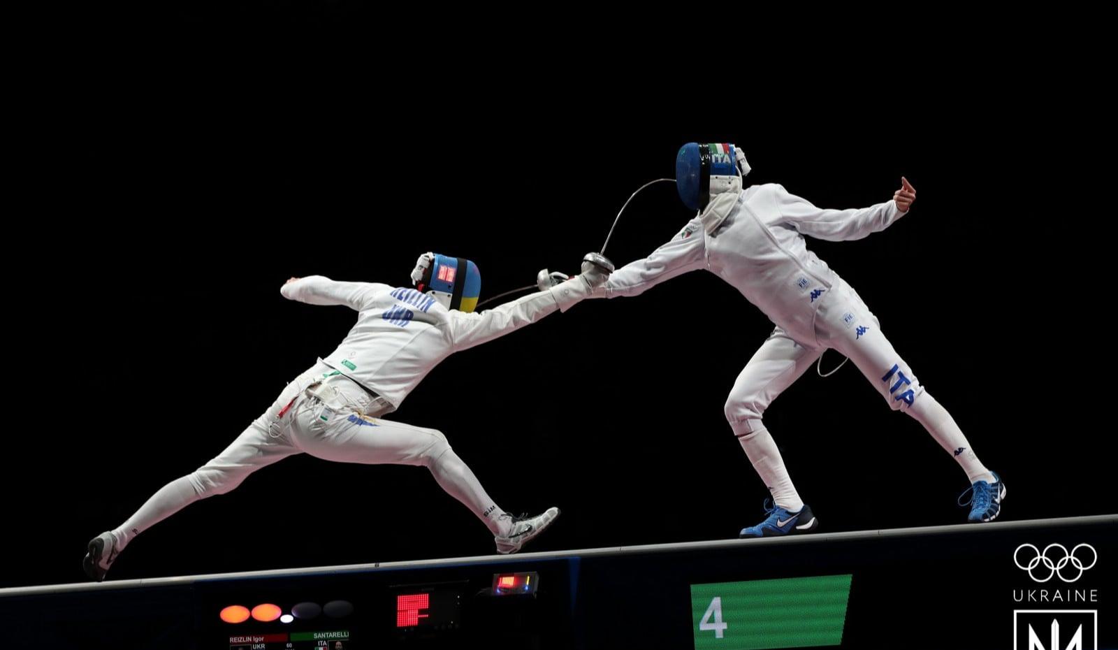 Олимпиада-2020: фехтовальщик Игорь Рейзлин выборол «бронзу»