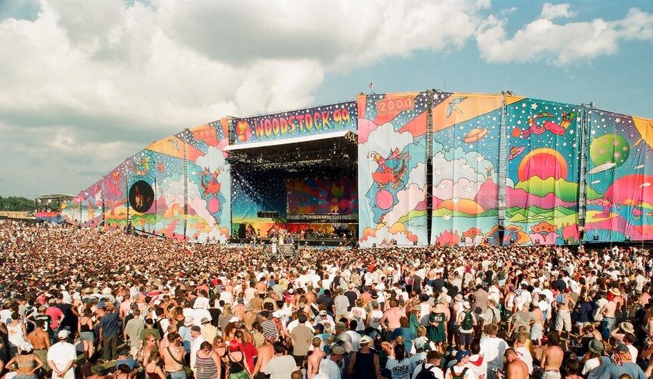 НаHBO вышел документальный фильм офестивале Woodstock'99