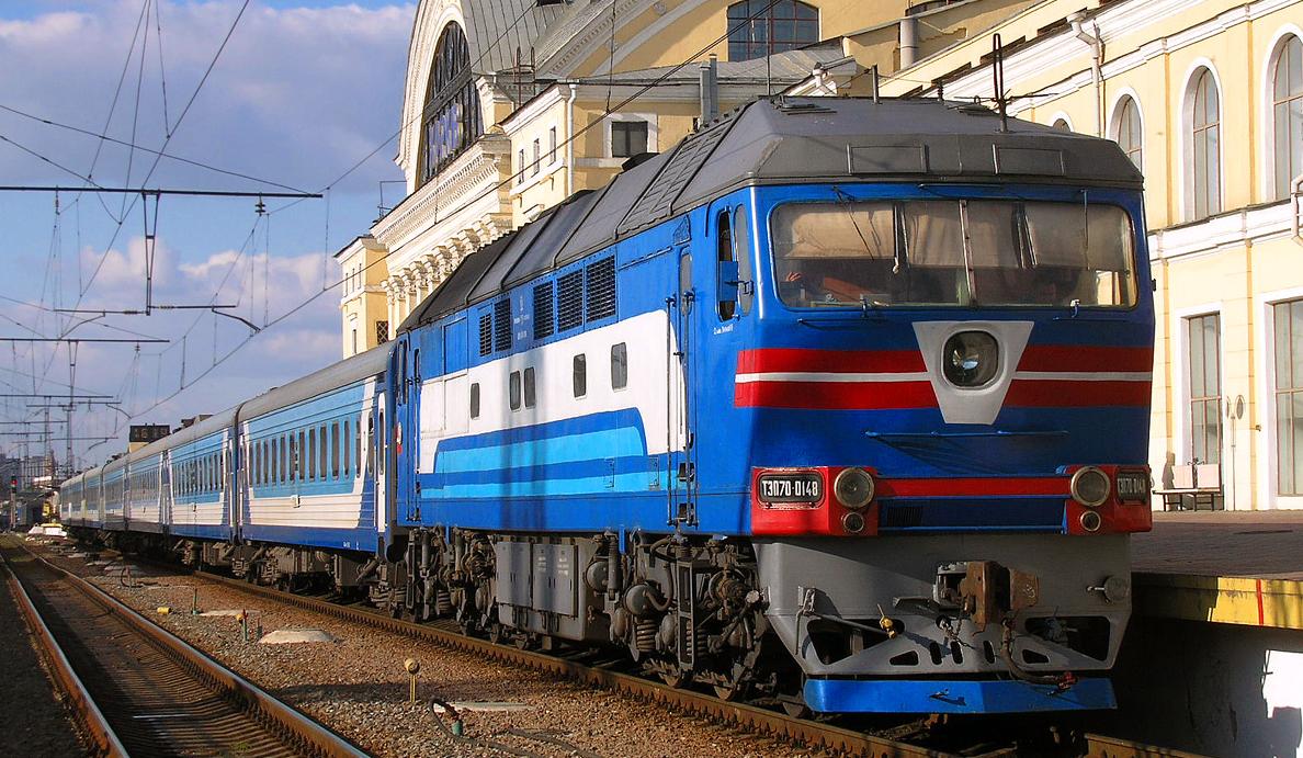 Задерживаются несколько поездов в Киев: причина