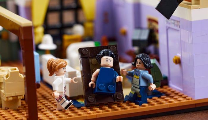 LEGO выпустила конструкторы для взрослых: что можно собрать