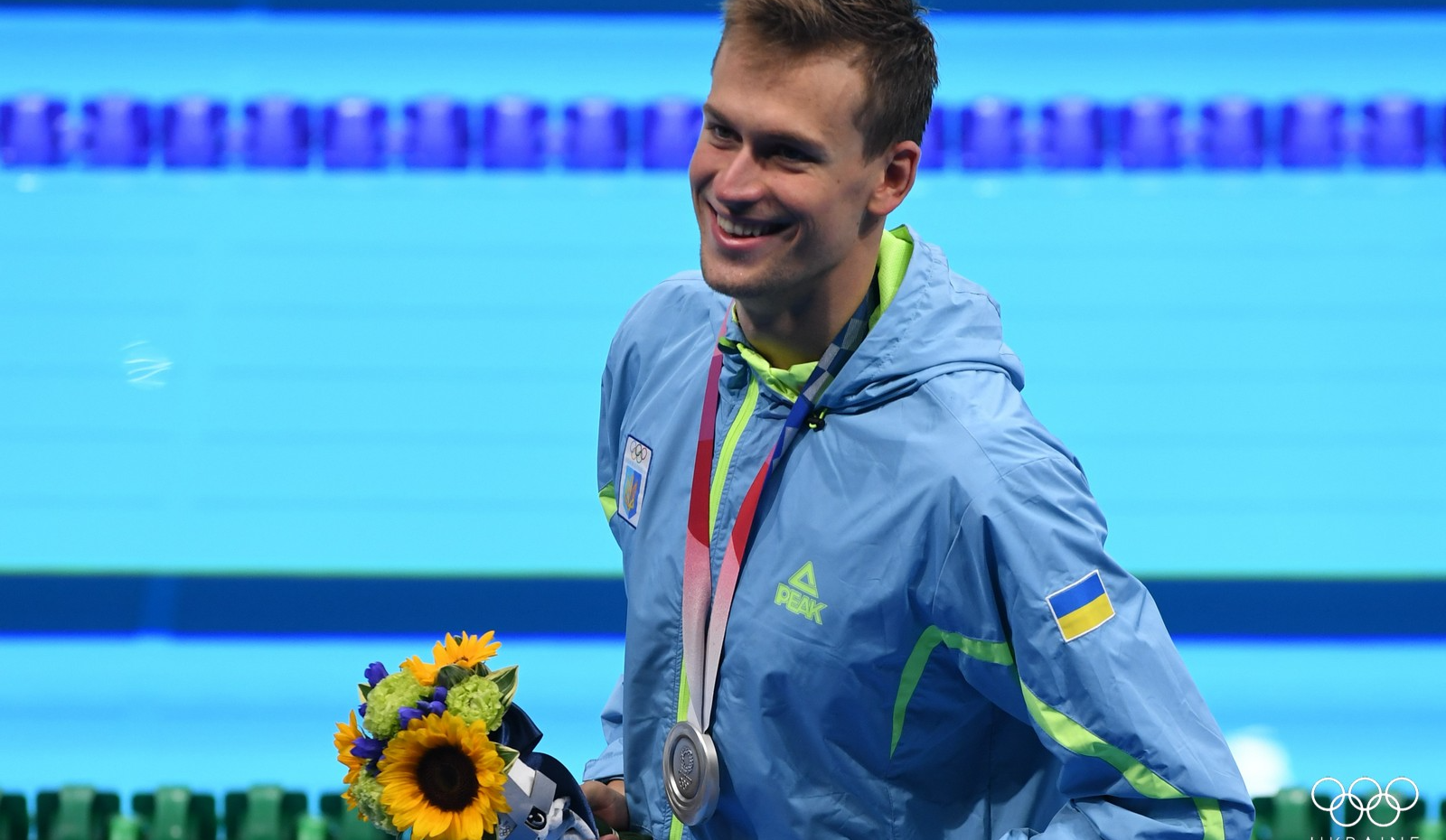 Олимпиада-2020: пловец Романчук стал серебряным призером в Токио