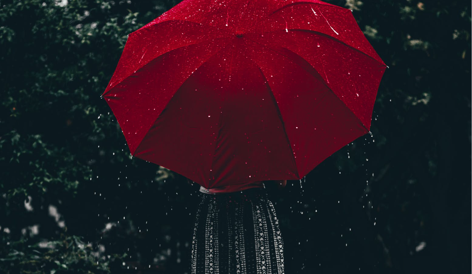 Дожди и грозы: какой будет погода в Киеве на этой неделе