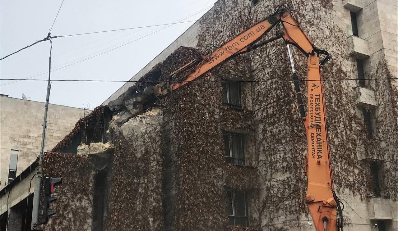 Зданию «Квіти України» дали охранный статус: что он дает