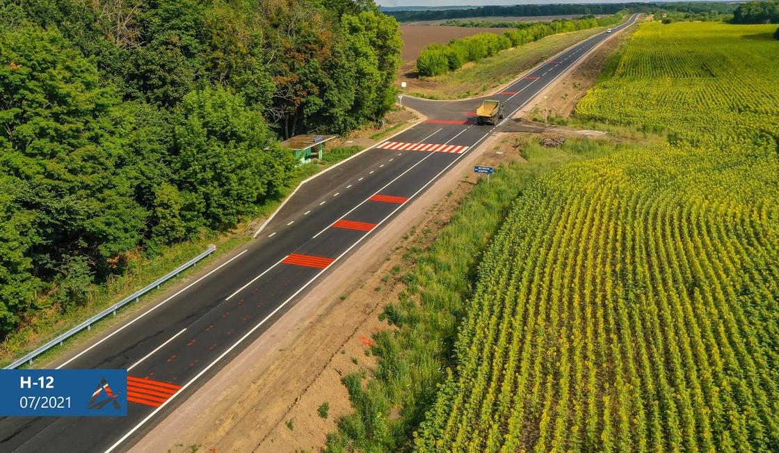 Намеждународных дорогах вУкраине хотят ввести обязательное освещение
