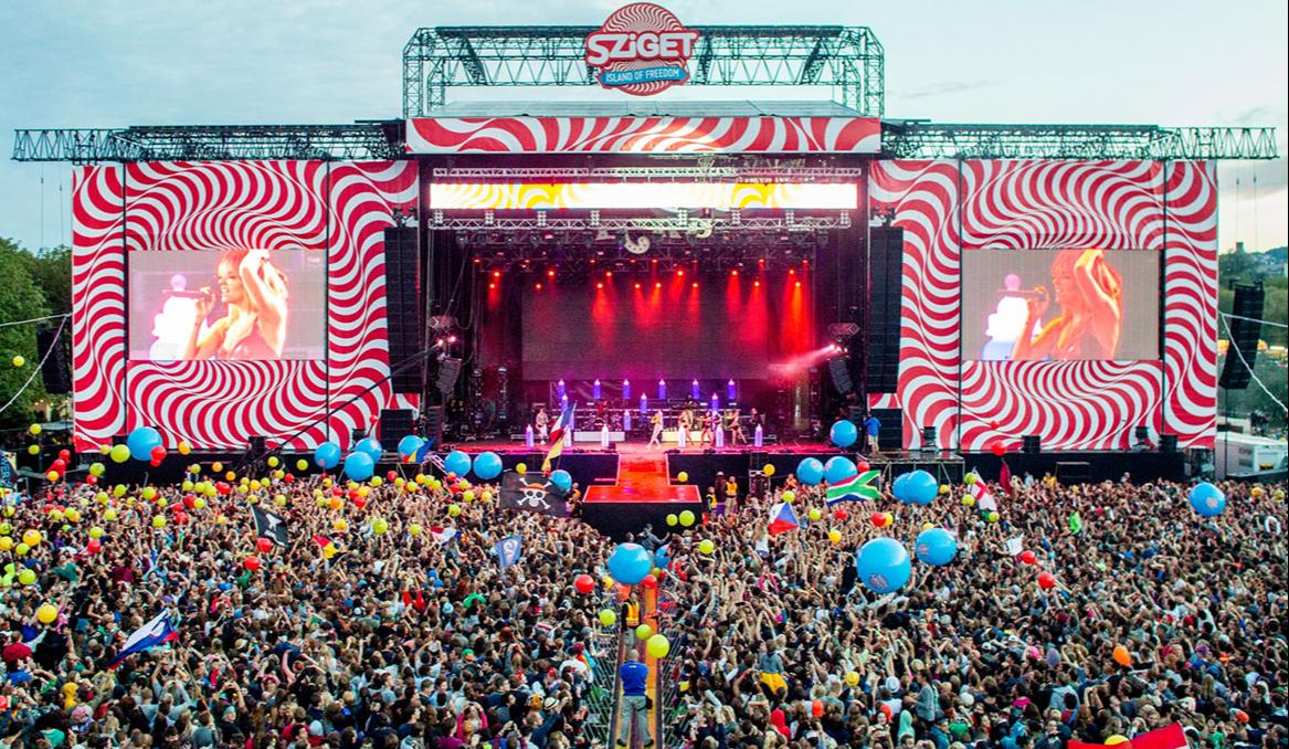Фестиваль SZIGET возвращается