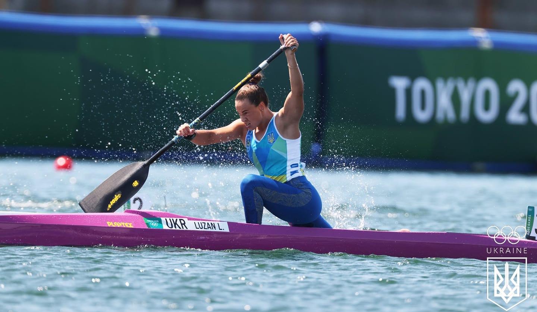 Олимпиада-2020: каноистка Людмила Лузан принесла Украине еще одну медаль