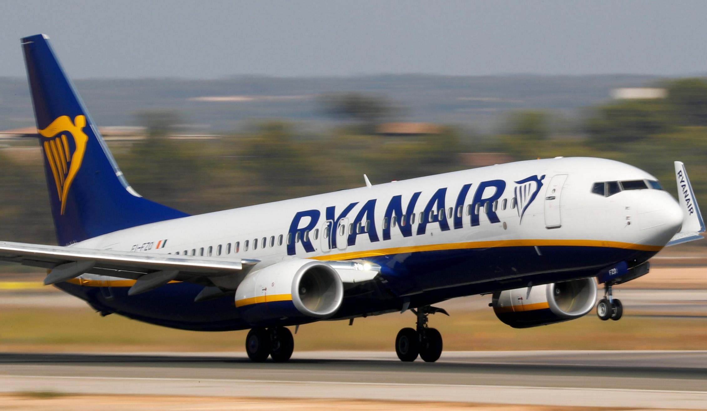 Ryanair объявил осеннюю распродажу авиабилетов