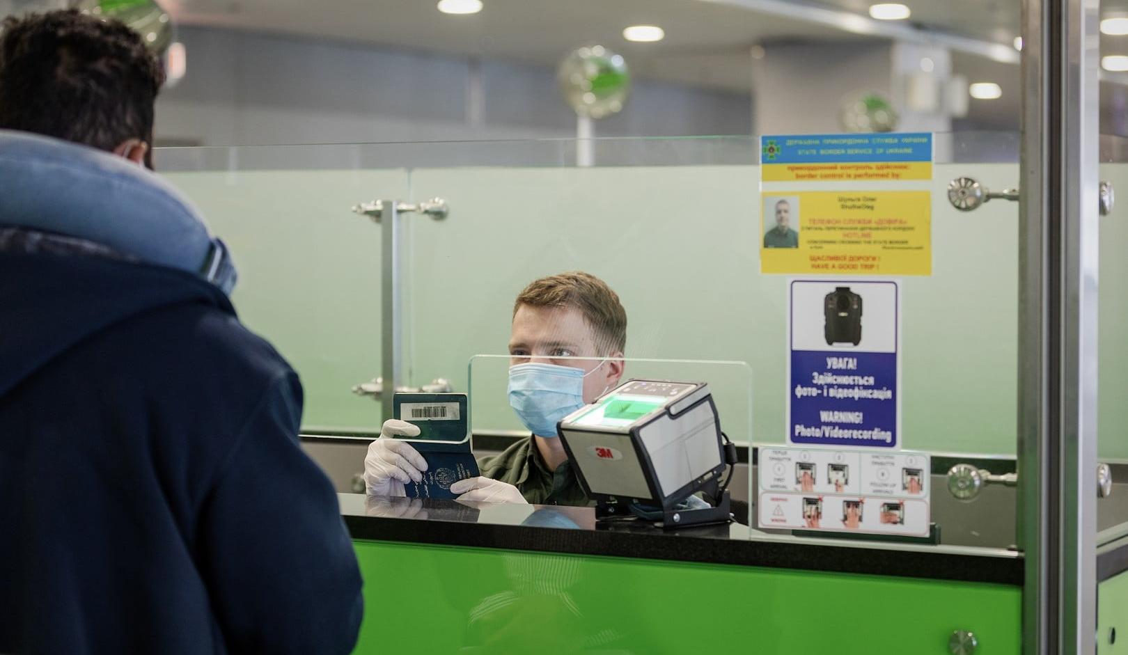 Украина ужесточила правила пересечения границы: что изменилось