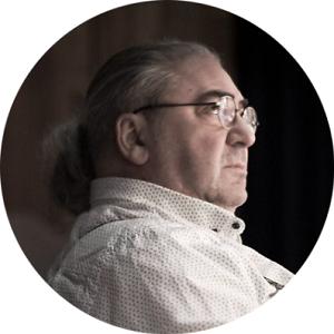 Віталій Малахов, режисер і художній керівник театру на Подолі
