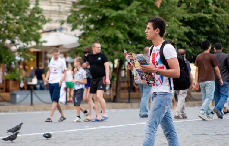 Киевлян приглашают на бесплатные экскурсии по городу
