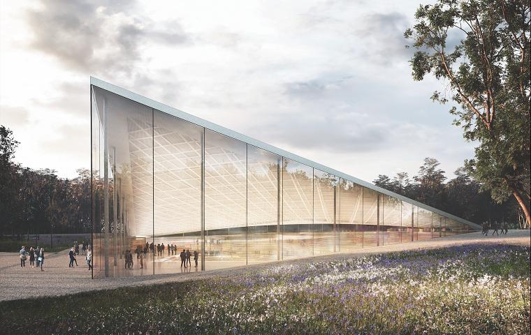 Как будет выглядеть Мемориальный центр Холокоста «Бабий Яр» (фото)