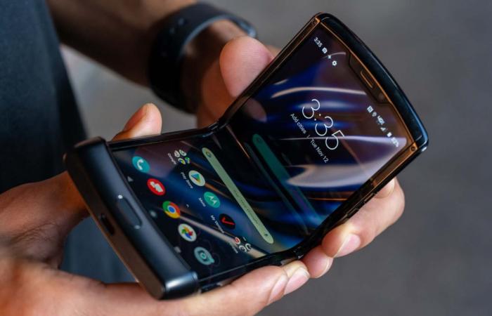 """Motorola выпустит 5G смартфон под названием """"Киев"""""""