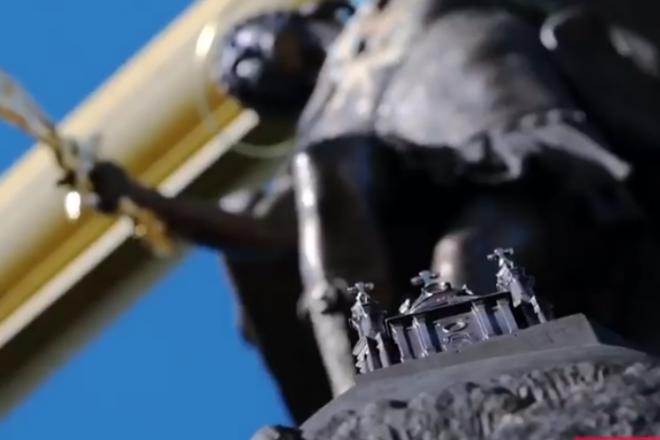 Когда в Киеве откроют новый фонтан на Владимирской горке