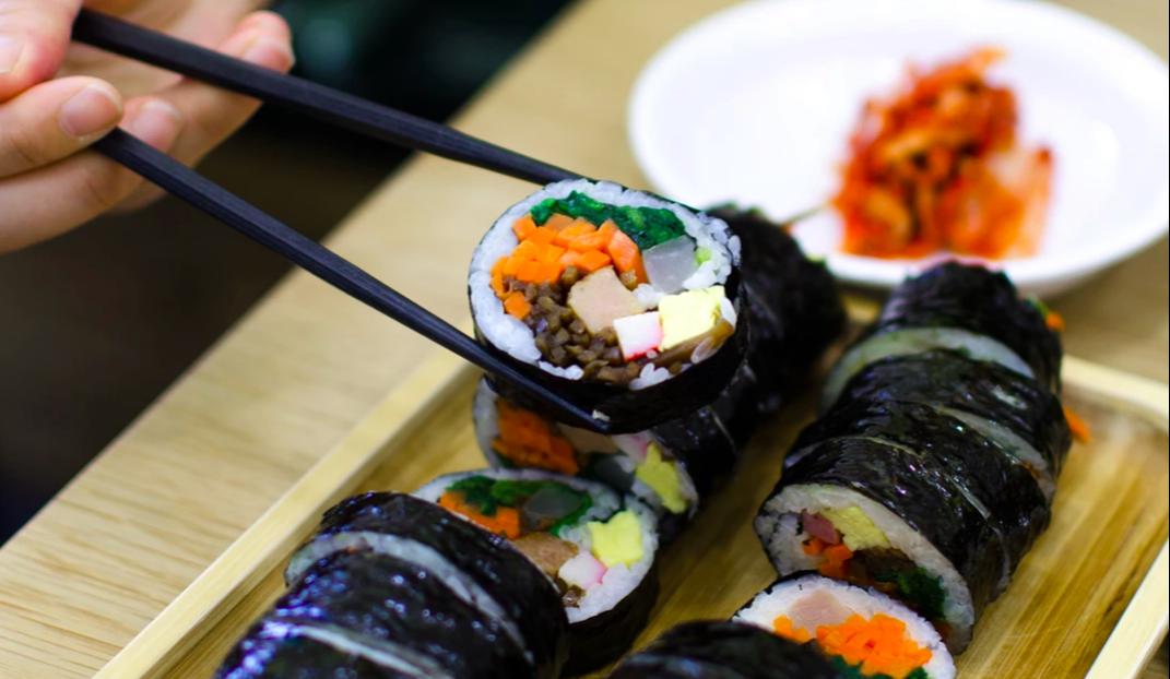 Новое место: корейский ресторан Seoul Soul возле «Лыбедской»