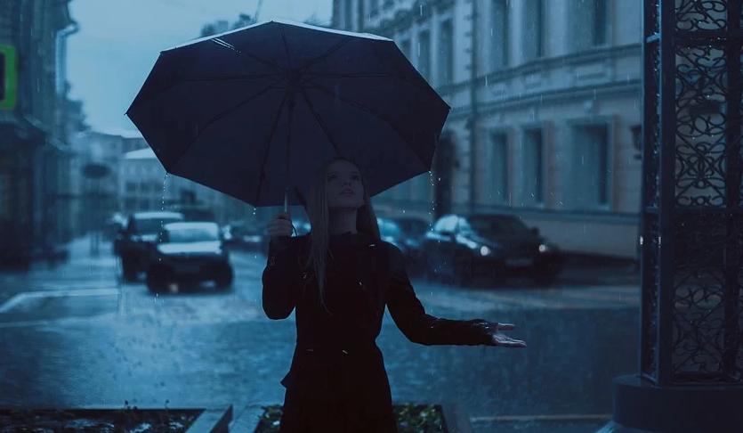 Холодно и дождливо: какой будет погода на выходных в Киеве