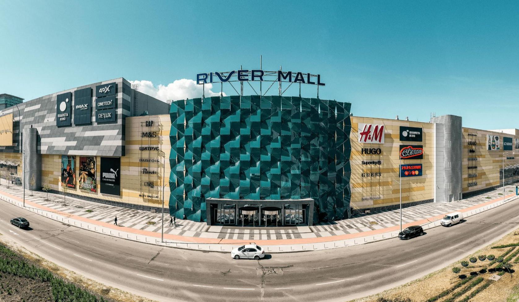 В ТРЦ River Mall открыли центр вакцинации от COVID-19: чем там прививают