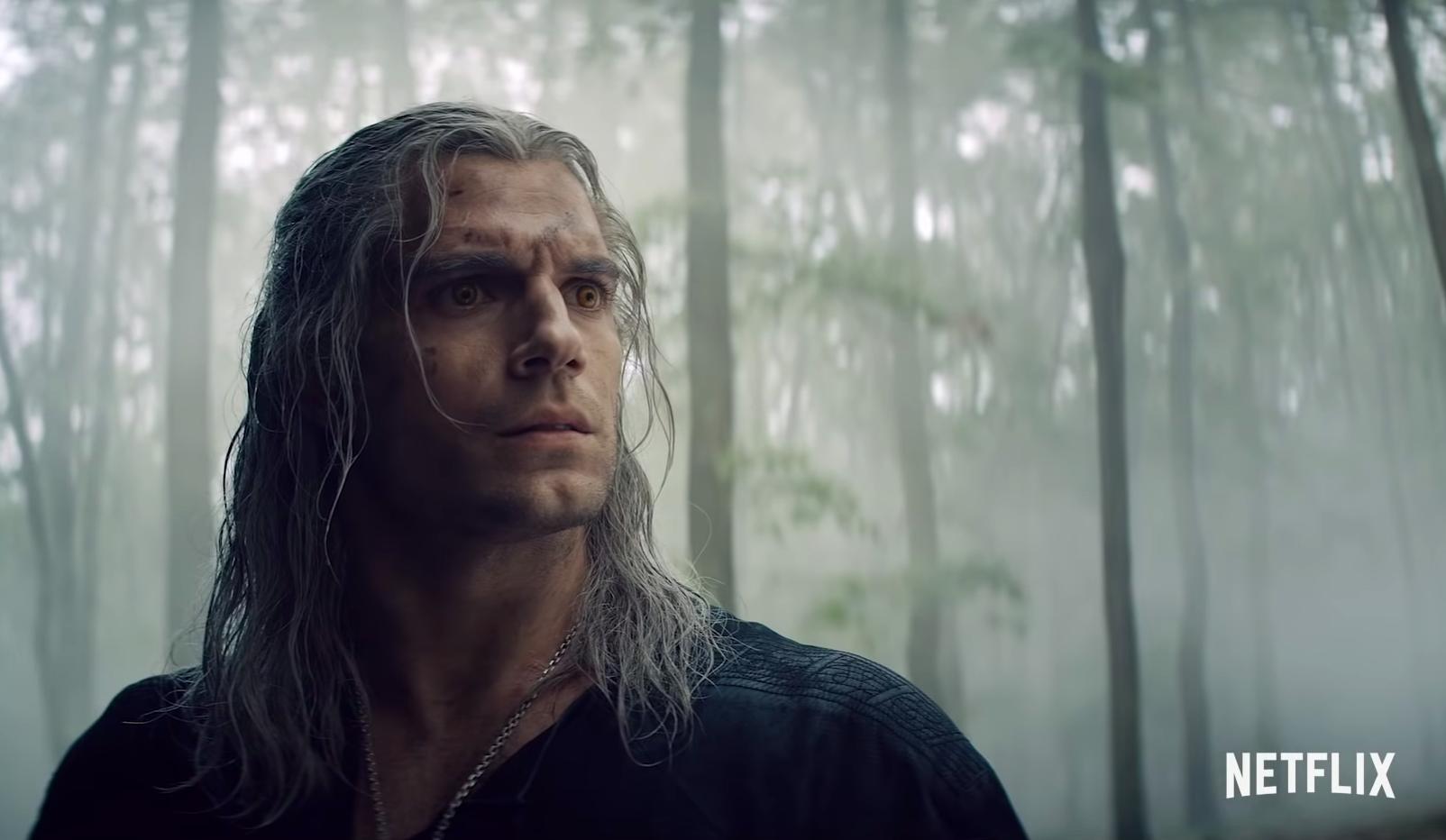 Netflix показал тизеры второго сезона «Ведьмака» иприквелов сериала