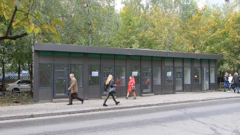 50 оттенков МАФов: в столице появятся киоски нового образца