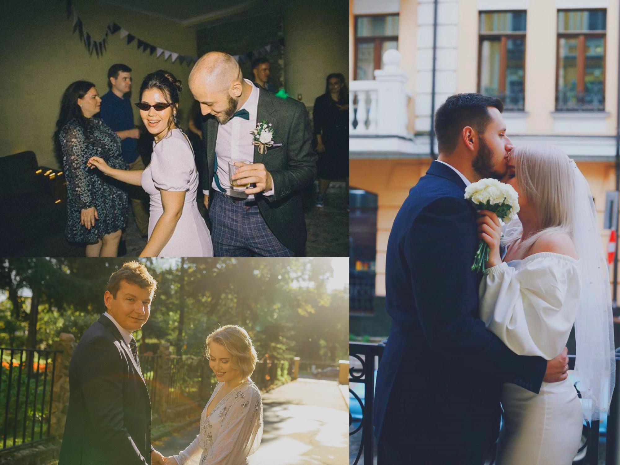 Пересечение границ, любовь и справки: это люди, которые сыграли свадьбы во время карантина