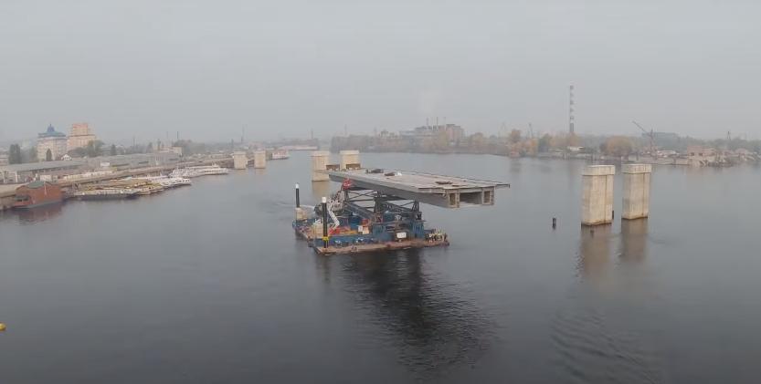 Подольско-Воскресенский мост подсветят еще ярче