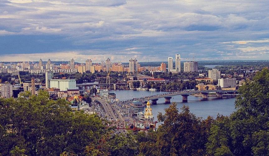 Генплан Киева должны вынести на общественные слушания до конца года