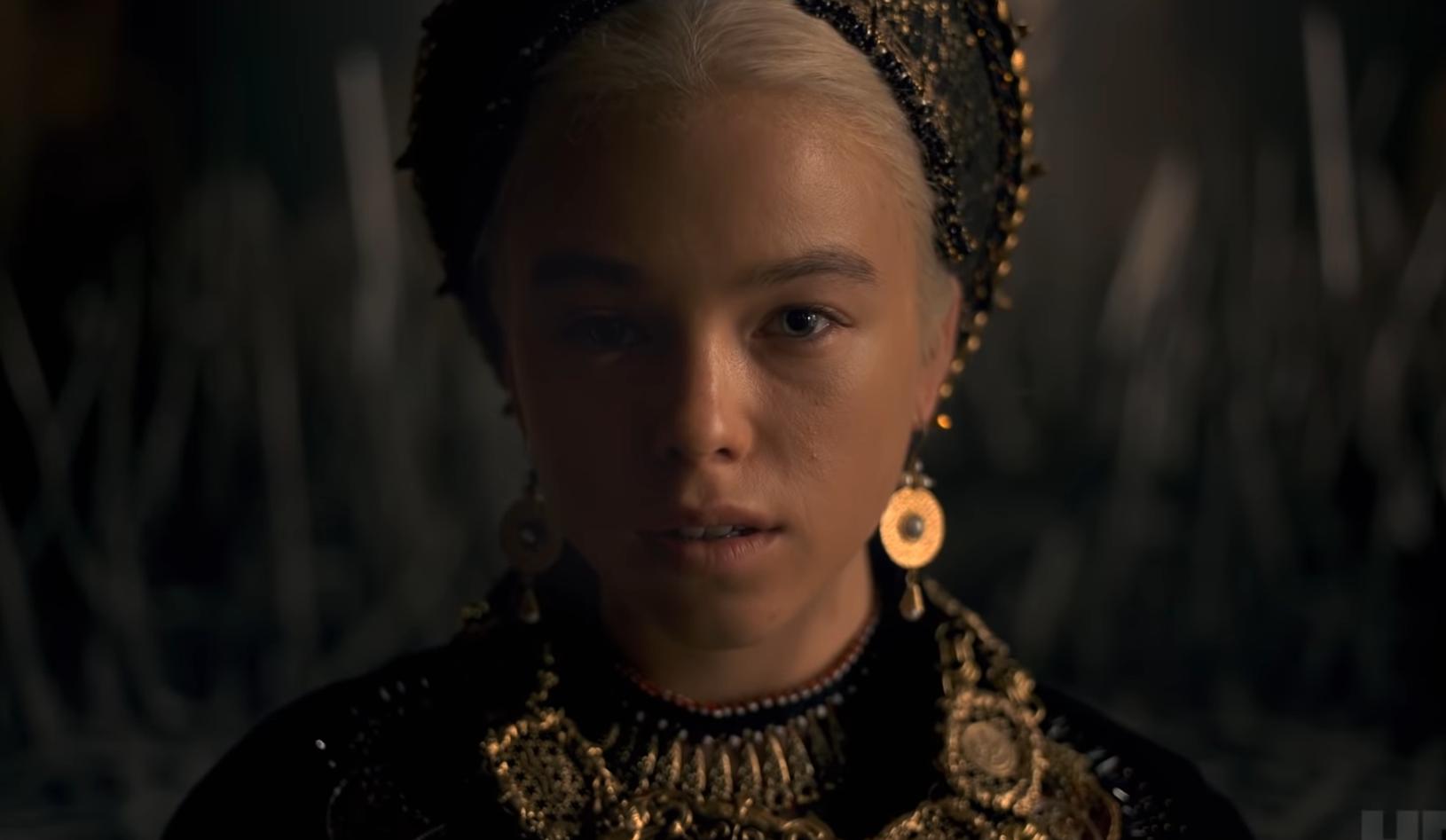 Вышел первый тизер сериала-приквела «Игры престолов»