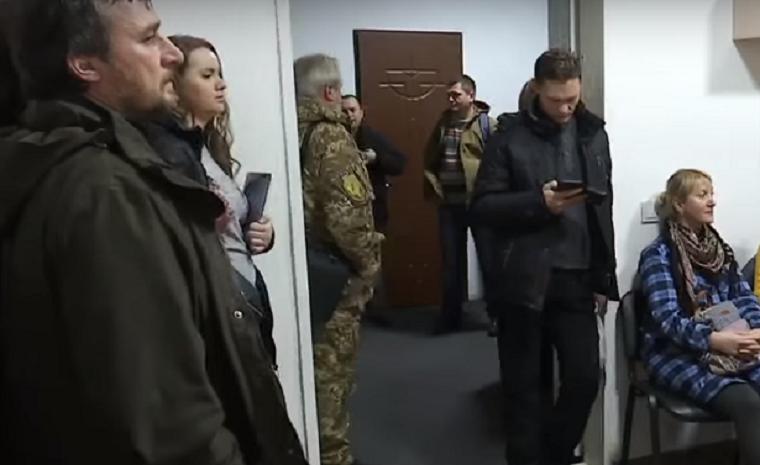 В Киеве открыли Центр трудоустройства для ветеранов АТО (видео)