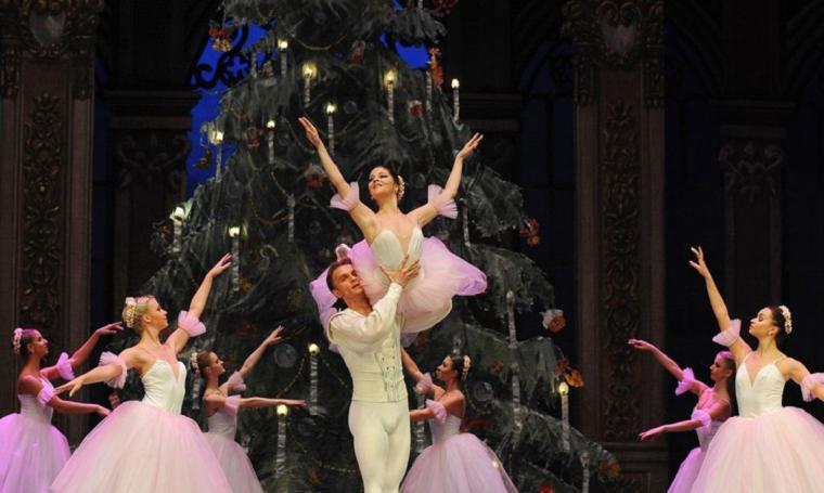 В Киеве прошла мировая премьера балета «Щелкунчик: Новая старая сказка»